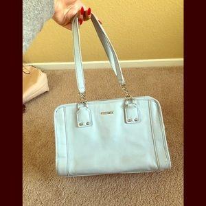 Baby blue Nine West purse
